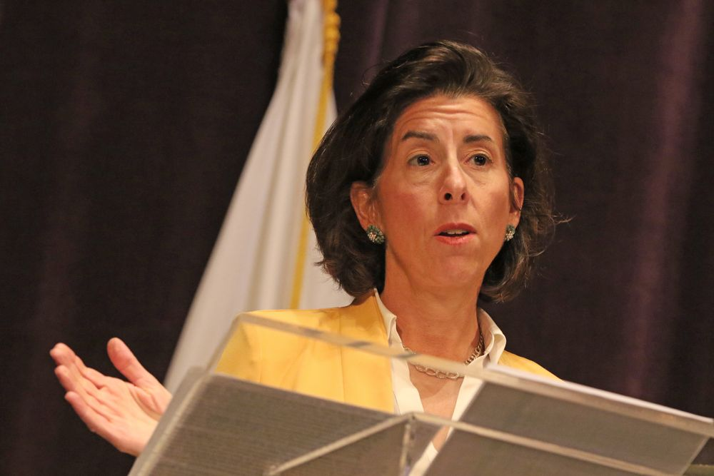 Governor Raimondo announces a stay-at-home advisory and curfews for restaurants and bars to curb the coronavirus.