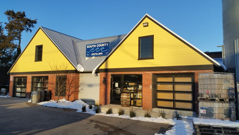 South County Distillers opened last March.