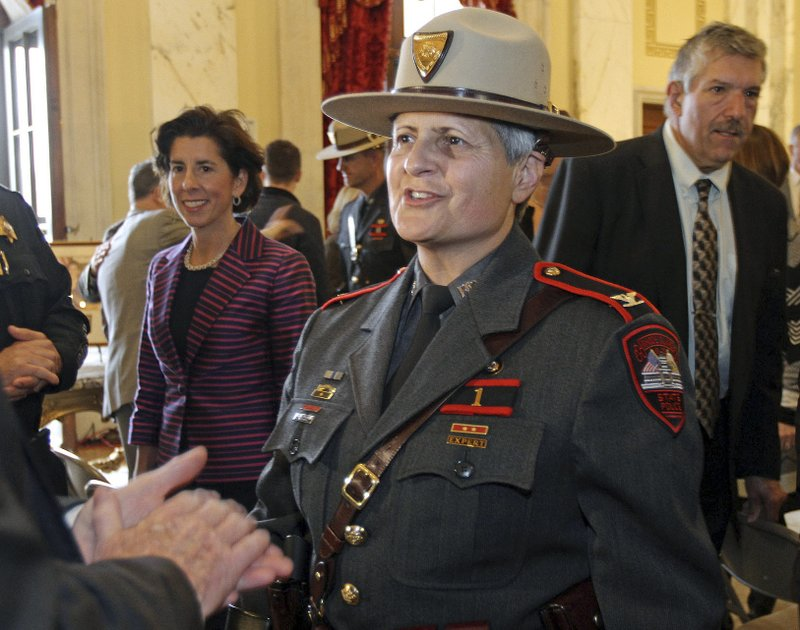 Rhode Island State Police Commander Announces Retirement