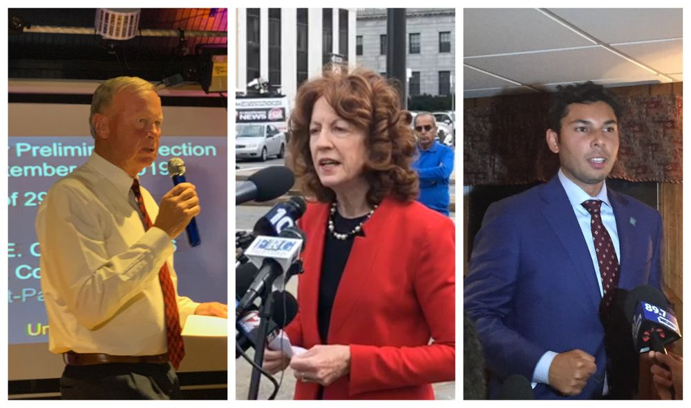 Fall River Residents To Vote For City's Next Mayor Tuesday