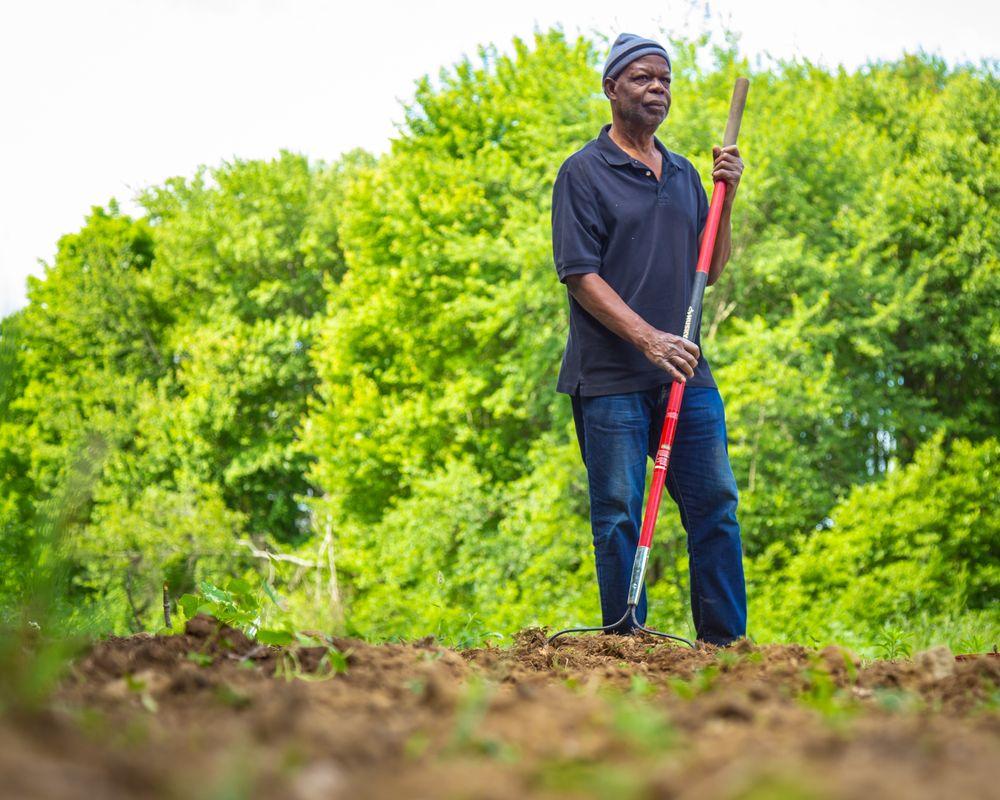 Julius Kolawole, a Nigerian immigrant, calls for leadership and hope