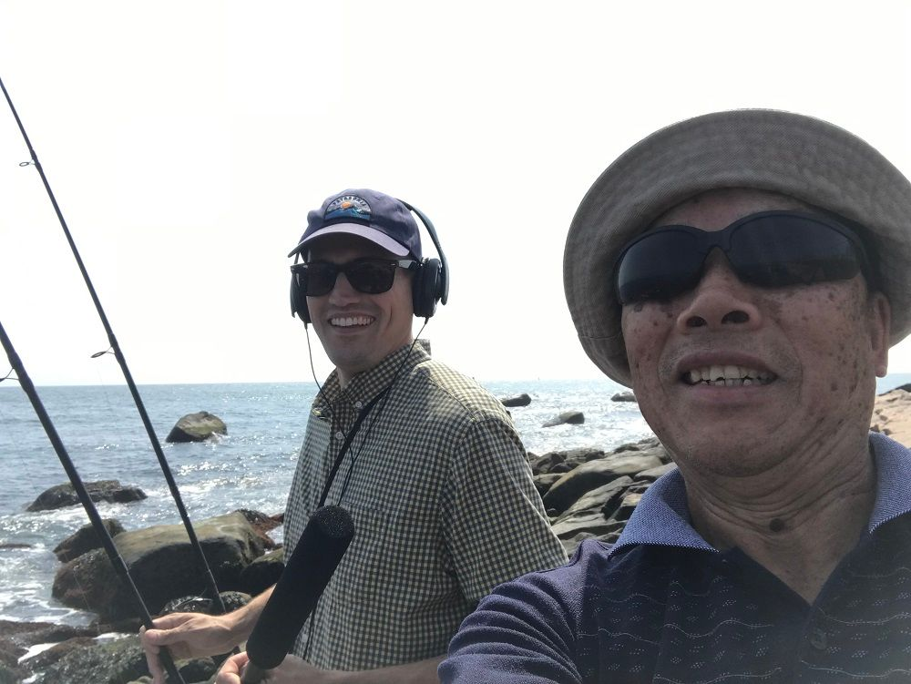 Ep. 17: Fishing With Kai On