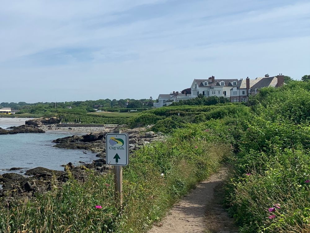 Newport's Cliff Walk and other attractions draw large crowds of tourists and short-term visitors each year.