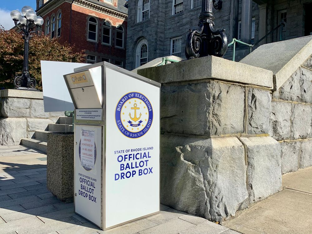 RI mail ballot results lean heavily Democratic, confusing some Republican voters