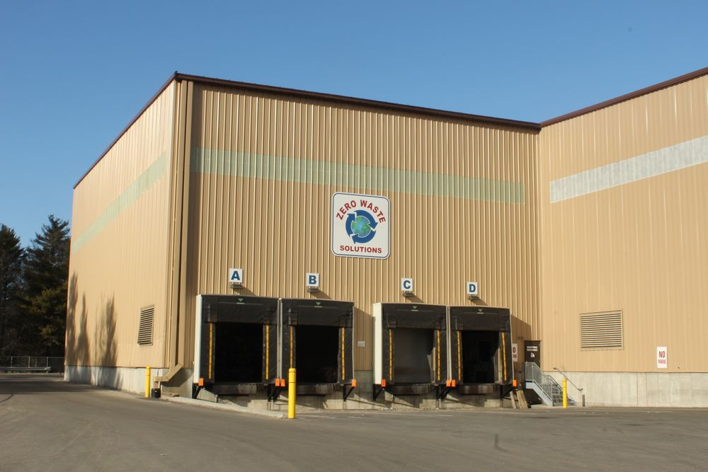 The Camara family's MRF in Rochester opened in 2019 under the name Zero Waste Solutions.