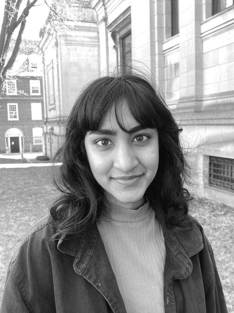 Shreya Kaipa, RISD student