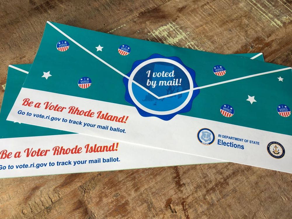 RI Board of Elections supports voting by mail, will the General Assembly allow it?