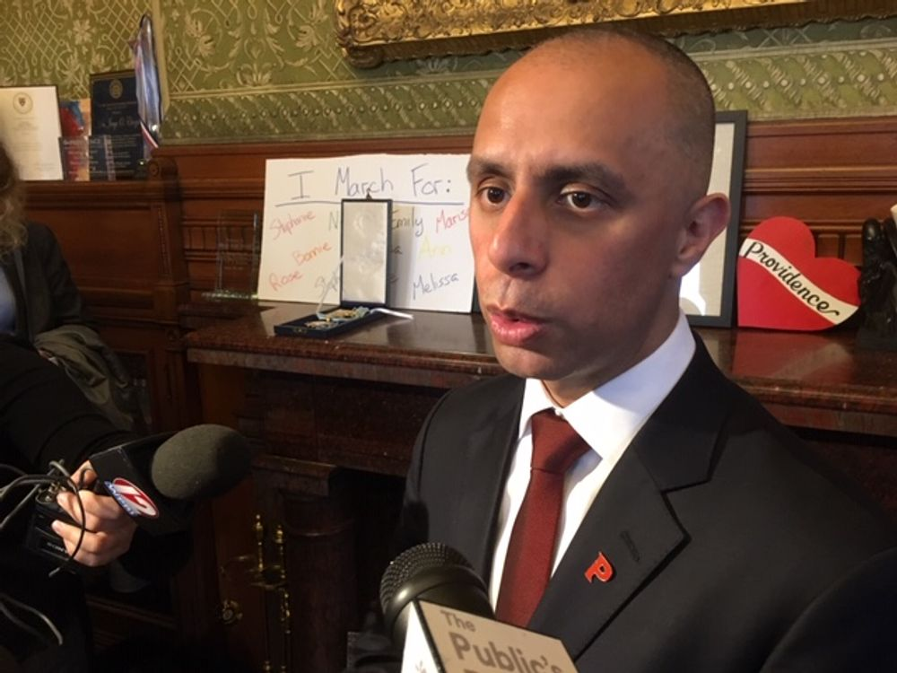 Political Roundtable: Elorza on 2022, transparency, stimulus money & more