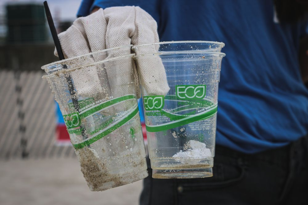 Can you really compost compostable plastics?