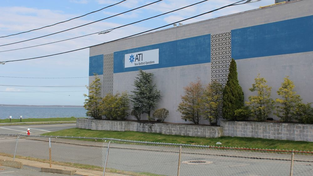 The ATI plant on Rodney French Boulevard is one of nine across the northeast where union members are striking this month.