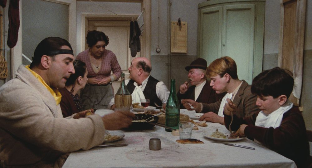 Amarcord, playing as part of the Italian Film Festival