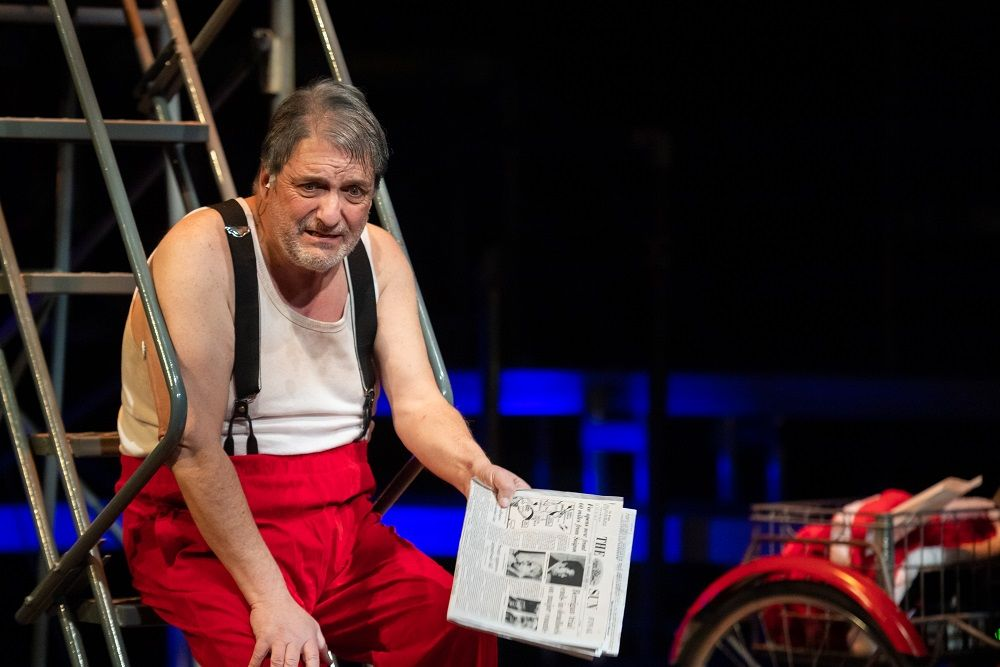 Tom Gleadow as Samuel Byck