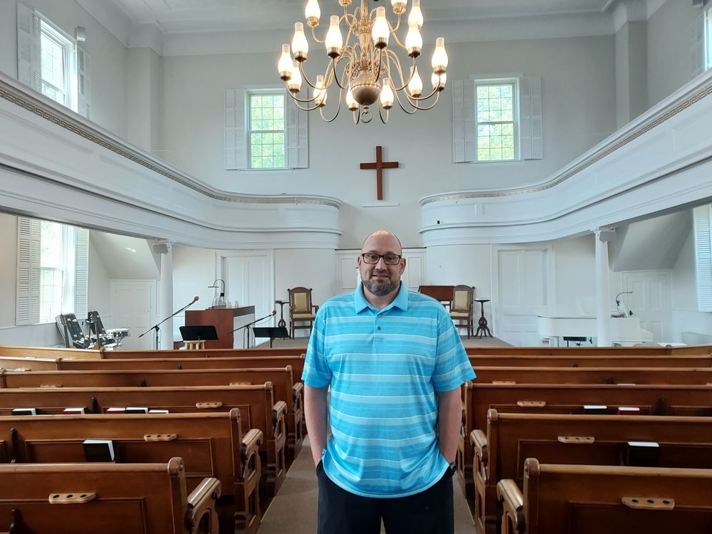 Rev. David Stall is a pastor at First Seventh Day Baptist Church of Hopkinton.  He also serves on the Chariho School Committee.