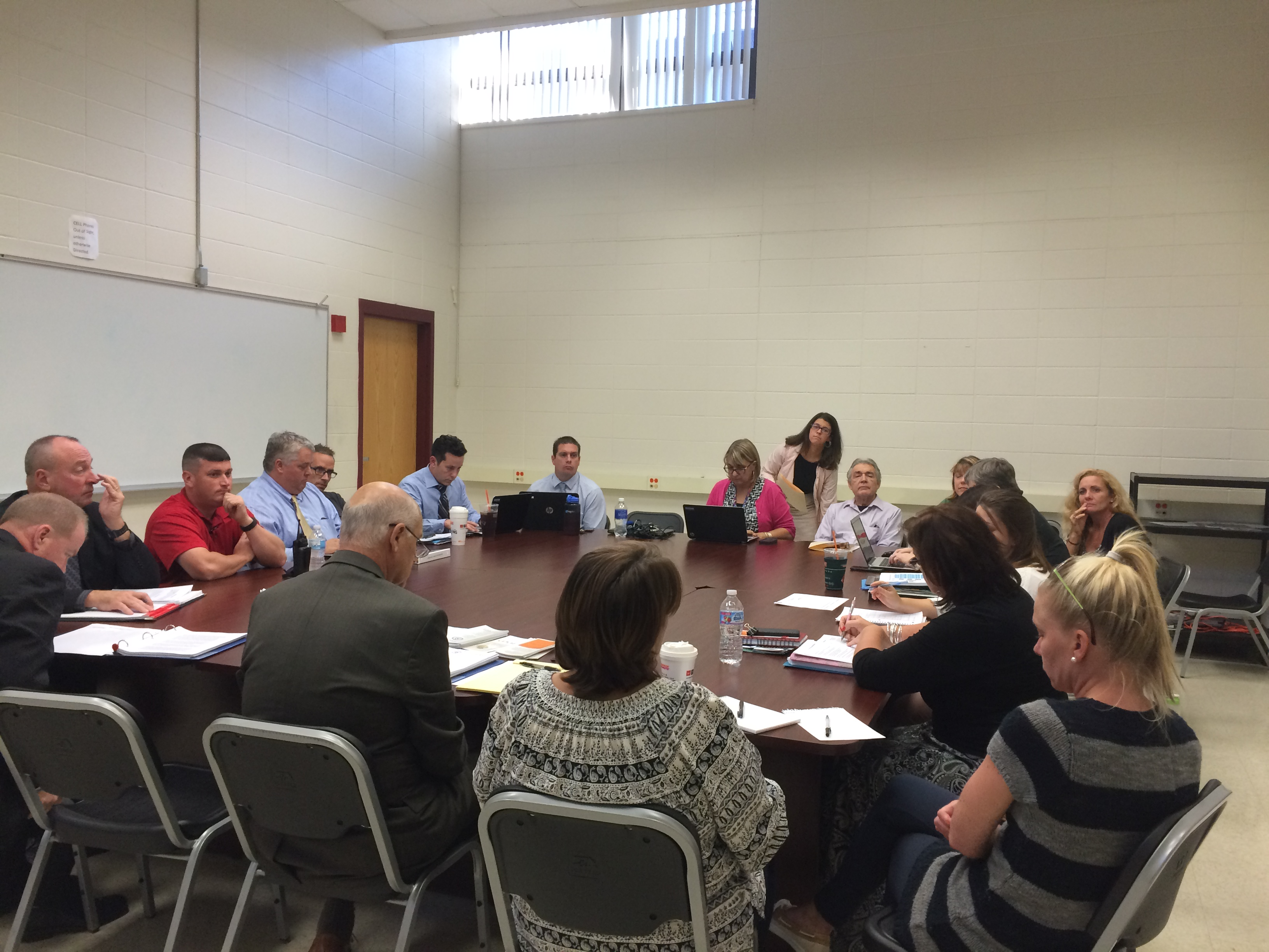 Burrillville's Substance Abuse Prevention Action Coalition holds monthly public meetings.