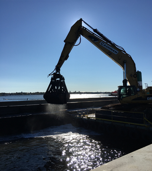 One Square Mile: One Of The Biggest EPA Cleanups? New Bedford Harbor