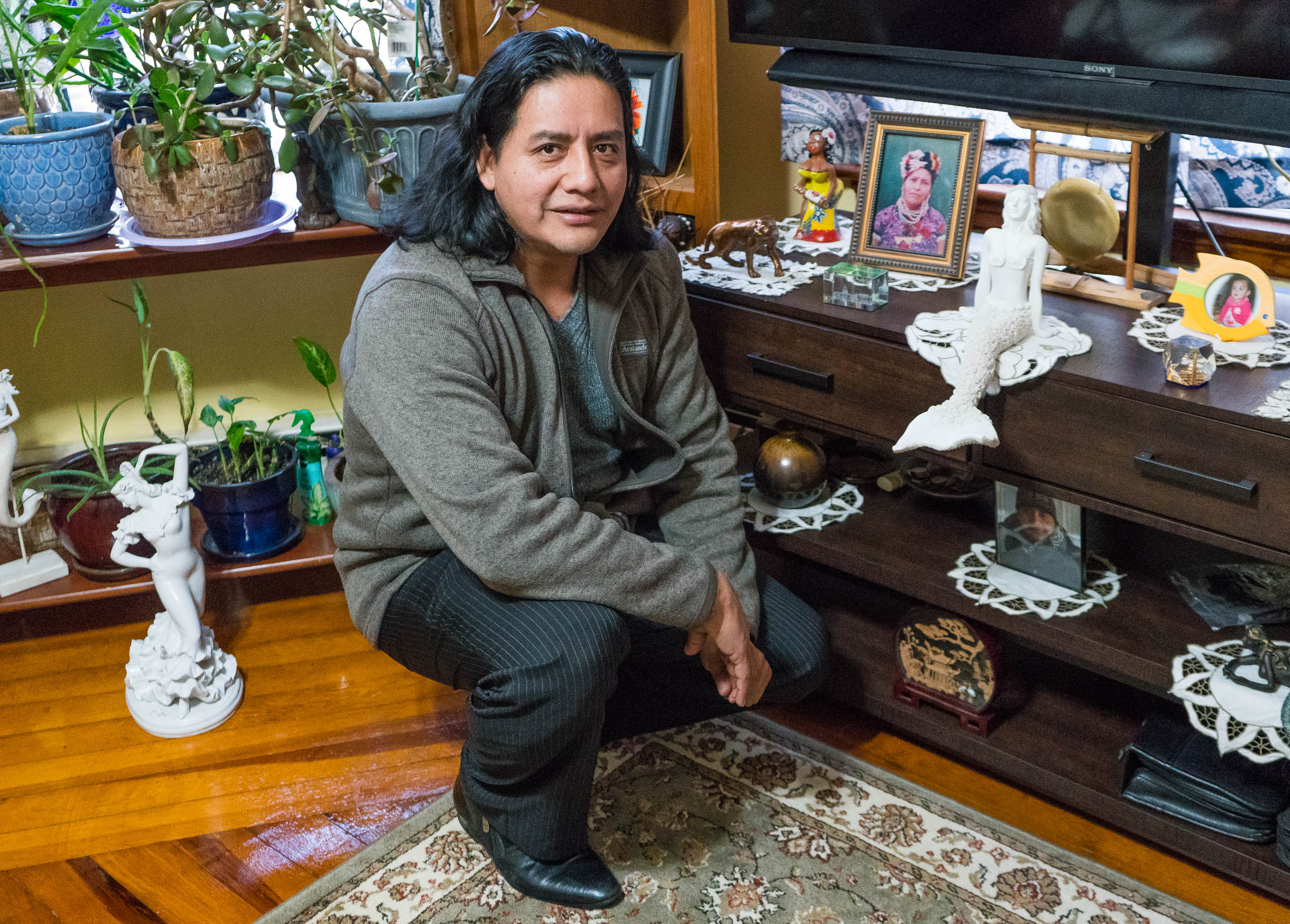 One Square Mile: One Man's Journey From Guatemala To New Bedford
