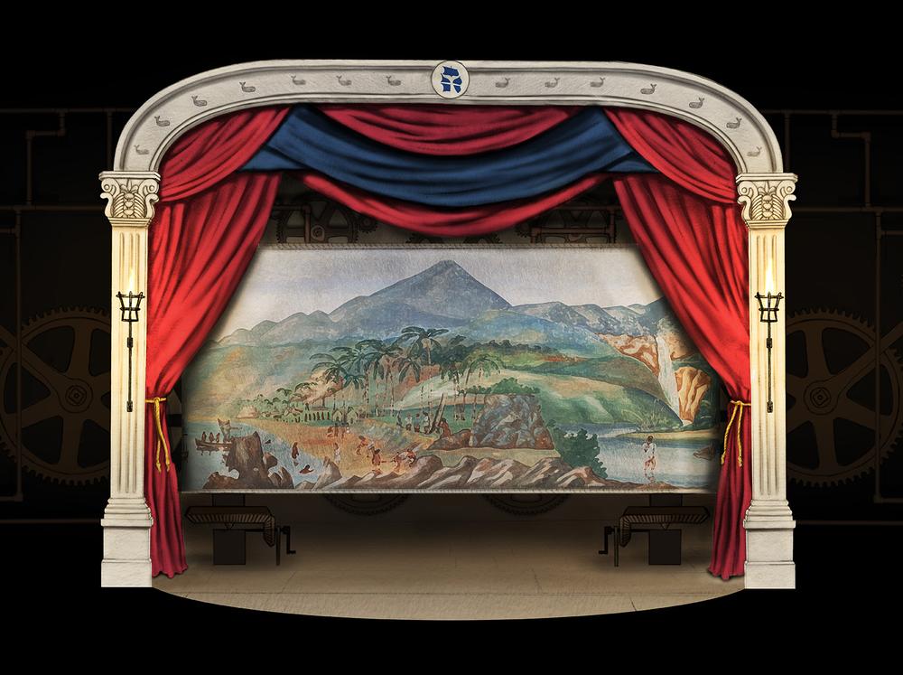 Panorama Stage