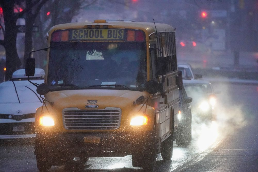School closures, parking bans and more